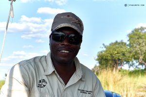 20190426 Our Guide For The Boat Trip Botswana DSC0650