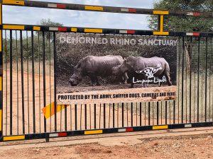 20190512 Rhino Protection Poster Botswana IMG 7769