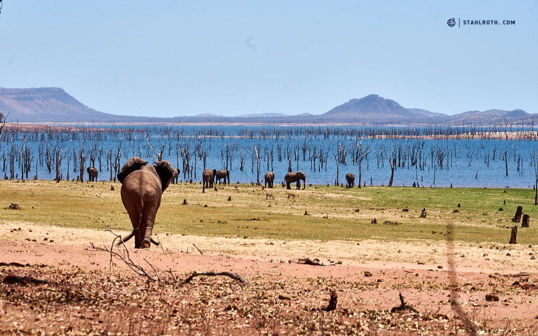 Simbabwe – entlang des Karibasee