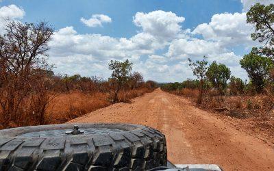 Unterwegs in Simbabwe